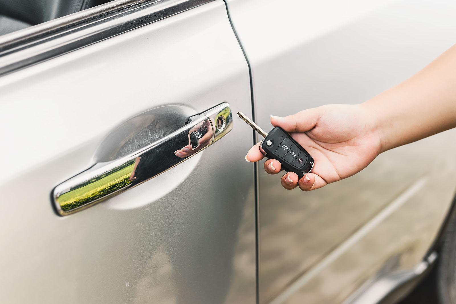 Car locksmith colne