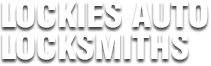 Lockies Auto Locksmiths Logo